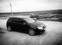 Подержанный Volkswagen Golf, черный , цена 280 000 руб. в Челябинской области, хорошее состояние