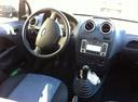 Подержанный Ford Fiesta, зеленый , цена 290 000 руб. в Челябинской области, хорошее состояние