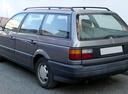 Подержанный Volkswagen Passat, серый , цена 75 000 руб. в Смоленской области, среднее состояние