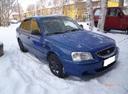Авто Hyundai Accent, , 2003 года выпуска, цена 160 000 руб., Мегион
