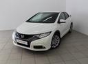 Подержанный Honda Civic, белый, 2013 года выпуска, цена 820 000 руб. в ао. Ханты-Мансийском Автономном округе - Югре, автосалон