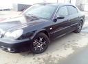 Подержанный Hyundai Sonata, черный , цена 330 000 руб. в Челябинской области, хорошее состояние