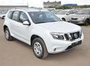 Подержанный Nissan Terrano, белый , цена 800 000 руб. в Челябинской области, отличное состояние