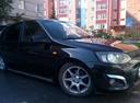 Подержанный ВАЗ (Lada) Kalina, черный перламутр, цена 360 000 руб. в ао. Ханты-Мансийском Автономном округе - Югре, отличное состояние