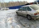 Подержанный ВАЗ (Lada) 2114, серебряный , цена 110 000 руб. в Челябинской области, отличное состояние