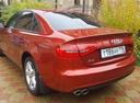 Подержанный Audi A4, красный , цена 1 300 000 руб. в республике Татарстане, отличное состояние