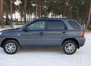 Подержанный Kia Sportage, серый , цена 650 000 руб. в ао. Ханты-Мансийском Автономном округе - Югре, среднее состояние