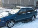 Подержанный ВАЗ (Lada) 2115, синий , цена 90 000 руб. в Челябинской области, хорошее состояние
