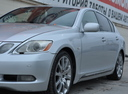 Подержанный Lexus GS, серебряный металлик, цена 750 000 руб. в ао. Ханты-Мансийском Автономном округе - Югре, хорошее состояние