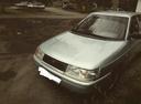 Подержанный ВАЗ (Lada) 2110, серебряный , цена 85 000 руб. в Челябинской области, хорошее состояние