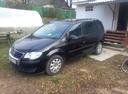Подержанный Volkswagen Touran, черный металлик, цена 550 000 руб. в Смоленской области, хорошее состояние