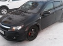 Подержанный Opel Astra, черный бриллиант, цена 250 000 руб. в ао. Ханты-Мансийском Автономном округе - Югре, среднее состояние
