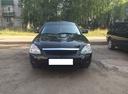 Подержанный ВАЗ (Lada) Priora, черный металлик, цена 280 000 руб. в республике Татарстане, отличное состояние