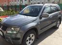 Подержанный Suzuki Grand Vitara, серый , цена 650 000 руб. в ао. Ханты-Мансийском Автономном округе - Югре, хорошее состояние