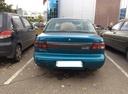 Подержанный Kia Sephia, синий перламутр, цена 75 000 руб. в республике Татарстане, хорошее состояние