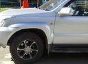 Подержанный Toyota Land Cruiser Prado, серебряный , цена 1 150 000 руб. в ао. Ханты-Мансийском Автономном округе - Югре, среднее состояние