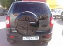 Подержанный Chevrolet Niva, зеленый металлик, цена 380 000 руб. в ао. Ханты-Мансийском Автономном округе - Югре, отличное состояние