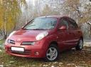 Подержанный Nissan Micra, красный, 2007 года выпуска, цена 370 000 руб. в Тюмени, автосалон