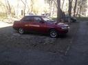 Подержанный ВАЗ (Lada) 2110, бордовый , цена 65 000 руб. в Челябинской области, среднее состояние