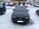 Подержанный Kia Cerato, бордовый , цена 500 000 руб. в ао. Ханты-Мансийском Автономном округе - Югре, хорошее состояние