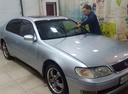 Подержанный Lexus GS, белый , цена 160 000 руб. в ао. Ханты-Мансийском Автономном округе - Югре, битый состояние