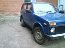 Подержанный ВАЗ (Lada) 4x4, синий , цена 330 000 руб. в республике Татарстане, отличное состояние