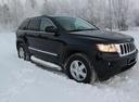 Подержанный Jeep Grand Cherokee, черный перламутр, цена 1 330 000 руб. в ао. Ханты-Мансийском Автономном округе - Югре, отличное состояние
