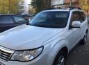 Подержанный Subaru Forester, белый перламутр, цена 850 000 руб. в ао. Ханты-Мансийском Автономном округе - Югре, среднее состояние