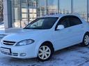 Подержанный Chevrolet Lacetti, белый, 2011 года выпуска, цена 369 000 руб. в Екатеринбурге, автосалон