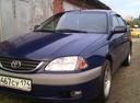 Подержанный Toyota Avensis, синий , цена 230 000 руб. в Челябинской области, отличное состояние