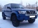 Авто Nissan Patrol, , 2001 года выпуска, цена 730 000 руб., Нижневартовск