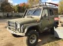 Подержанный УАЗ 3151, зеленый матовый, цена 350 000 руб. в республике Татарстане, отличное состояние