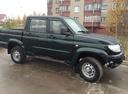 Подержанный УАЗ Pickup, зеленый металлик, цена 430 000 руб. в ао. Ханты-Мансийском Автономном округе - Югре, хорошее состояние