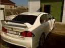 Подержанный Honda Civic, белый перламутр, цена 750 000 руб. в ао. Ханты-Мансийском Автономном округе - Югре, хорошее состояние