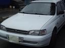 Подержанный Toyota Carina, белый , цена 120 000 руб. в ао. Ханты-Мансийском Автономном округе - Югре, среднее состояние