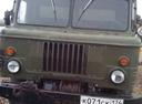 Подержанный ГАЗ 66, зеленый , цена 210 000 руб. в Челябинской области, хорошее состояние