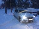 Подержанный Audi A4, белый , цена 1 000 000 руб. в Челябинской области, отличное состояние