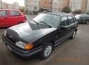 Подержанный ВАЗ (Lada) 2114, черный металлик, цена 215 000 руб. в Челябинской области, отличное состояние