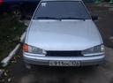 Подержанный ВАЗ (Lada) 2114, серебряный , цена 60 000 руб. в Челябинской области, хорошее состояние
