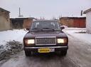 Авто ВАЗ (Lada) 2107, , 2008 года выпуска, цена 88 000 руб., Дорогобуж