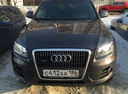 Подержанный Audi Q5, фиолетовый металлик, цена 1 450 000 руб. в ао. Ханты-Мансийском Автономном округе - Югре, хорошее состояние