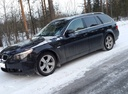 Подержанный BMW 5 серия, черный , цена 800 000 руб. в ао. Ханты-Мансийском Автономном округе - Югре, хорошее состояние