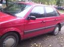 Подержанный Volkswagen Passat, красный , цена 105 000 руб. в Челябинской области, отличное состояние