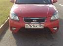 Подержанный Kia Rio, красный , цена 320 000 руб. в ао. Ханты-Мансийском Автономном округе - Югре, отличное состояние