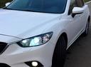 Подержанный Mazda 6, белый металлик, цена 835 000 руб. в республике Татарстане, хорошее состояние