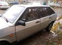 Подержанный ВАЗ (Lada) 2109, серебряный , цена 85 000 руб. в республике Татарстане, отличное состояние