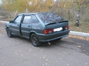 Подержанный ВАЗ (Lada) 2114, зеленый , цена 110 000 руб. в республике Татарстане, хорошее состояние