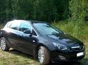 Авто Opel Astra, , 2011 года выпуска, цена 620 000 руб., Нефтеюганск