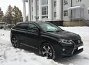 Подержанный Lexus RX, черный металлик, цена 2 650 000 руб. в республике Татарстане, отличное состояние