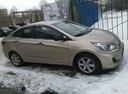 Авто Hyundai Solaris, , 2011 года выпуска, цена 460 000 руб., Челябинск